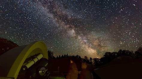 Night Sky Picture The Killarney Provincial Park