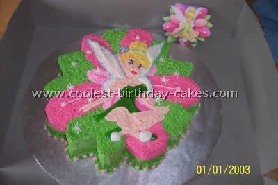 Tinkerbell Diy Cake Recipe