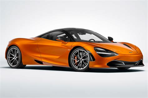 First Look 2018 Mclaren 720s  Automobile Magazine