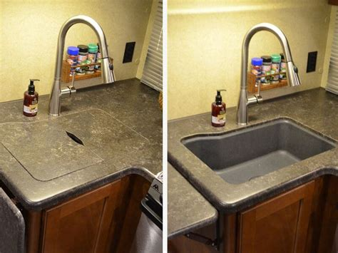 galley kitchen remodel lance 995 truck cer all new wall slide 1172