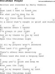 Christmas Prayer Song Lyrics