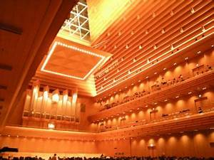 About Architecture Design To Tokyo Opera City Concert Hall Japan