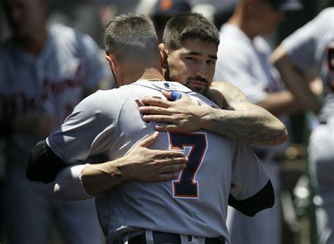 The Latest: Angels acquire catcher Max Stassi