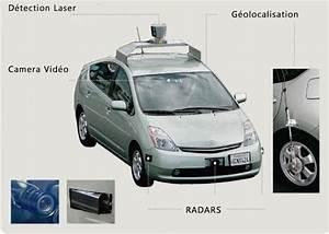 Voiture Autonome Google : la voiture google toyota prius une conduite autonome voiture autonome ~ Maxctalentgroup.com Avis de Voitures