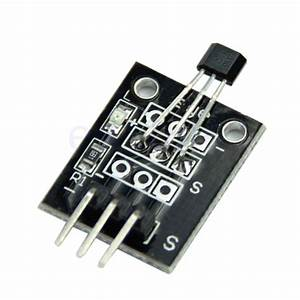 Ky-003 Hall Magnetic Sensor Module