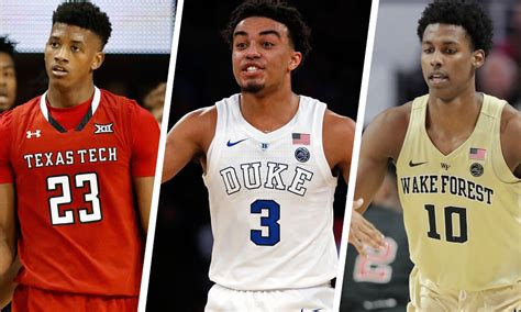 2019 60-pick Nba Mock Draft