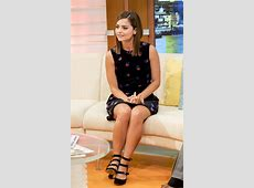 Jenna Coleman On 'Good Morning Britain' TV show 8222016