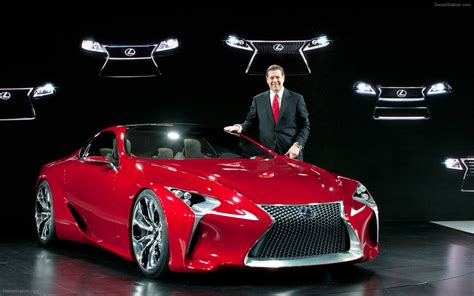 lexus concept coupe lexus lf lc sports coupe concept 2012 widescreen exotic