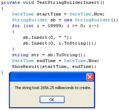 string bild stringbuilderplus improves upon stringbuilder codeproject