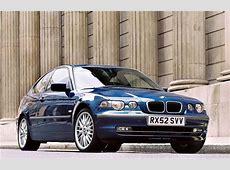 BMW 3 Series Compact 2001 Car Review Honest John
