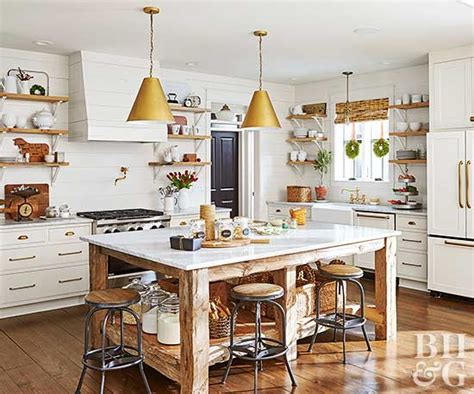 country kitchens with islands country kitchen islands 6187
