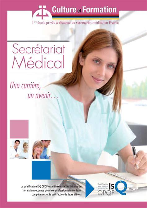 ecole de formation secretaire medicale 28 images int 233 r 234 ts et limites des formations