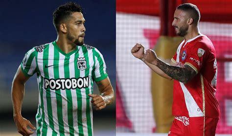 Compare nacional de football and argentinos jrs. Qué canal transmite Atlético Nacional vs Argentinos ...