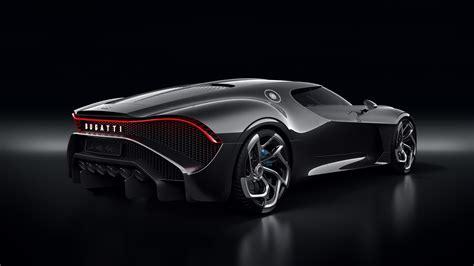 Bugatti La Voiture Noire Expensive Car in World 4K ...