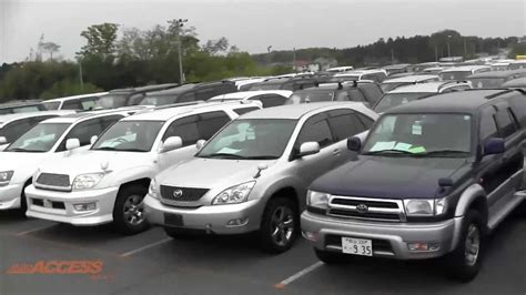 japanese cars japanese used car auctions explained part a youtube