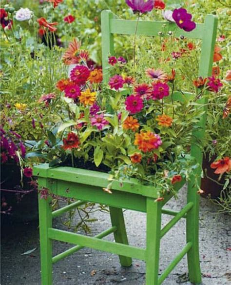 Upcycled Furniture Ideas For Your Home Garden