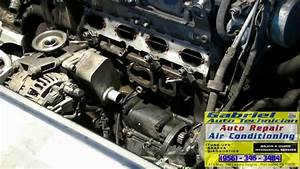Water Pump Replacement Part 2  2012 Volkswagen Cc  2 0