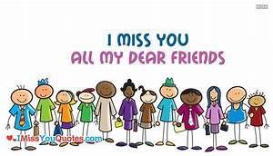 I Miss You Alot My Friend | www.pixshark.com - Images ...