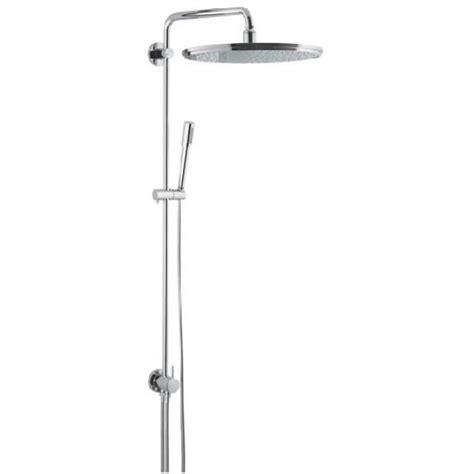 grohe rainshower 400 grohe rainshower system 400 shower with diverter uk bathrooms