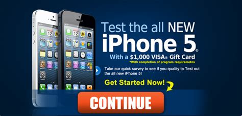 how to get a new iphone how to get a free iphone 5 test and keep the new iphone