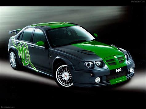 mg racing exotic car wallpaper    diesel station