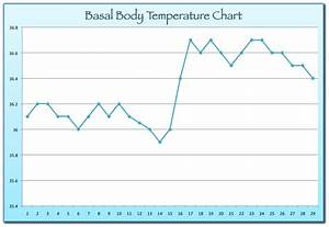 temperature line graph template - basal body temperature chart template images template