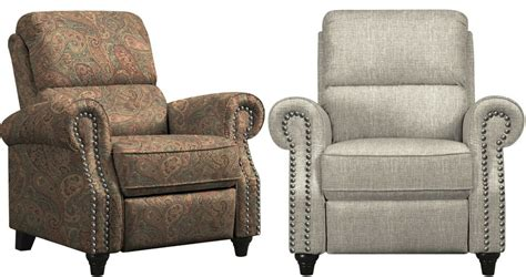 Push Back Recliner For 9.75