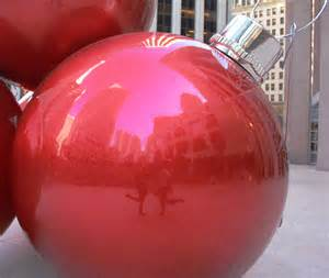 want to see life size christmas ornaments just a little brit