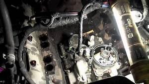 6 0l Egr Cooler  Oil Cooler Replacement