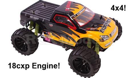 Rc Car Monster Truck Nitro Petrol Radio Remote Control 1