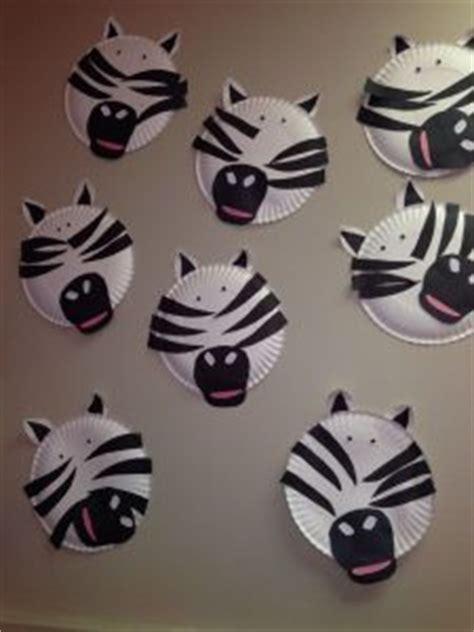 zebra craft idea  kids crafts  worksheets