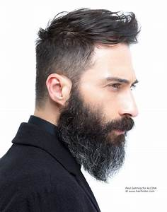 Men's look with a long beard | for my groom | Pinterest ...