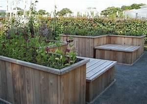 Gartengestaltung Mit Holz : selbstversorgung durch den eigenen garten hochbeet aus holz ~ Watch28wear.com Haus und Dekorationen
