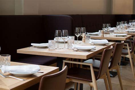 Table Restaurant Design by S 233 Lection De Tables De Restaurants De Qualit 233 Europ 233 Enne