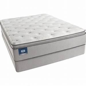 beautysleep adrian ave plush pillow top mattress With best plush pillow top mattress