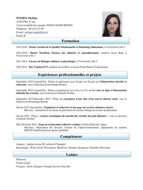 competence cuisine collective cv mylene wojda pdf par mylene wojda fichier pdf