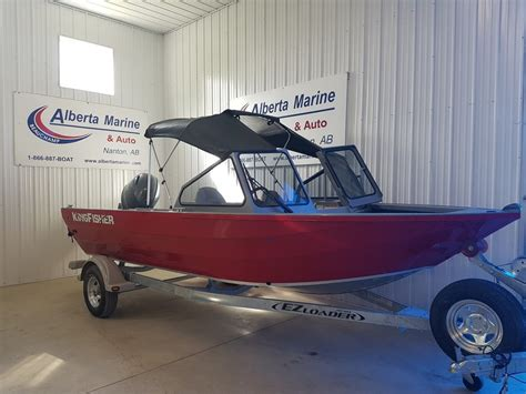 Kingfisher Boats Calgary by 2017 Kingfisher 1825 Falcon Xl Boat For Sale 2017 Boat