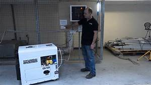 How An Automatic Transfer Switch  Ats  Works With A Generator