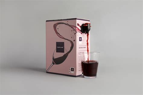 TopFlow: the incredible innovative patented boxed wine ...