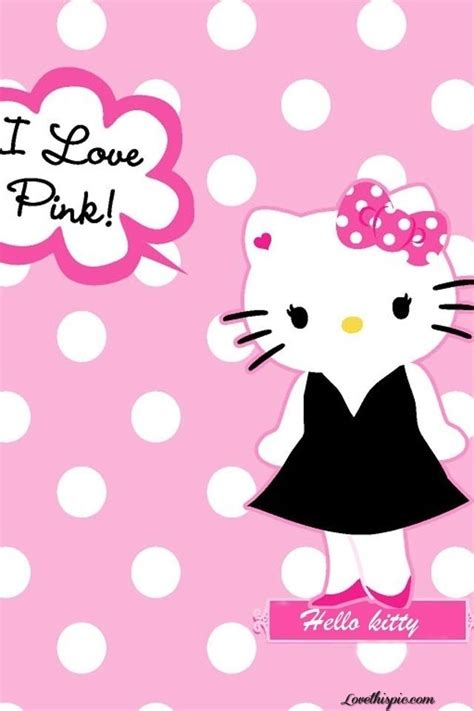 Hello Kitty Loves Pink! Pictures, Photos, And Images For