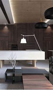 Modern Executive Office Design | Comelite Architecture ...