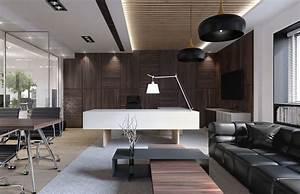 Modern, Executive, Office, Design