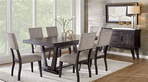 rooms to go farmhouse table living room interesting rooms to go dining room set