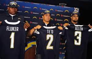 San Diego Chargers New Uniforms 2013