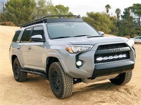 2017 4Runner TRD PRO Cement Grey   Build Story   Toyota