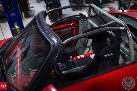 Safety First! Devin's Honda S2000 Gets A Roll Cage | Speed ...
