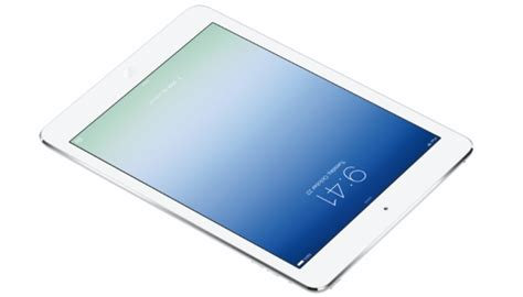 How Much Does the iPad Air Cost Apple to Make?