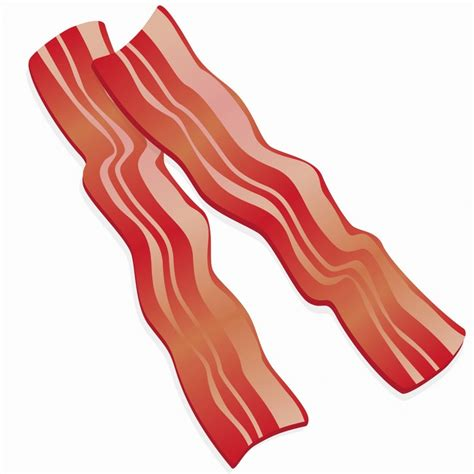 Bacon Clipart Bacon Clipart Bring Home Pencil And In Color Bacon