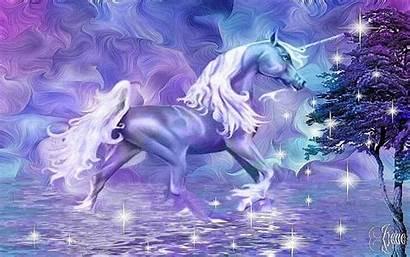 Wallpapers Unicorns Unicorn Widescreen Cave