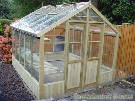 swallow greenhouses  ultimate wooden greenhouse greenhouseblogcouk